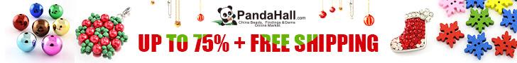 Pandahall.com kortingscodes