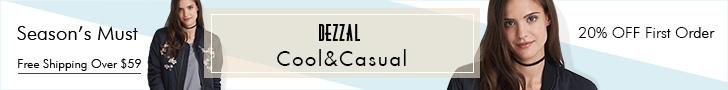 DEZZAL.com kortingscodes