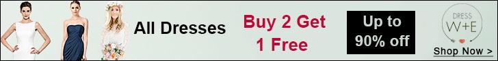 DRESSWE.com Voucher & Discount Codes